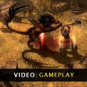 Grim Dawn Gameplay Video