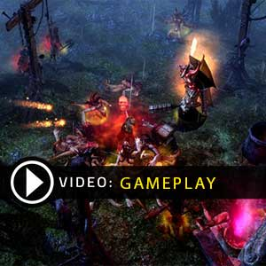 Grim Dawn Video Gameplay