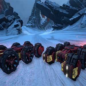 Terra vehicles