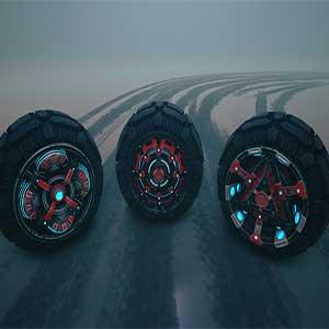additional tyre rim set