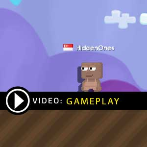 Growtopia PS4 Gameplay Video