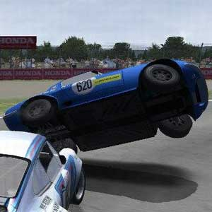 GT Legends - Accident