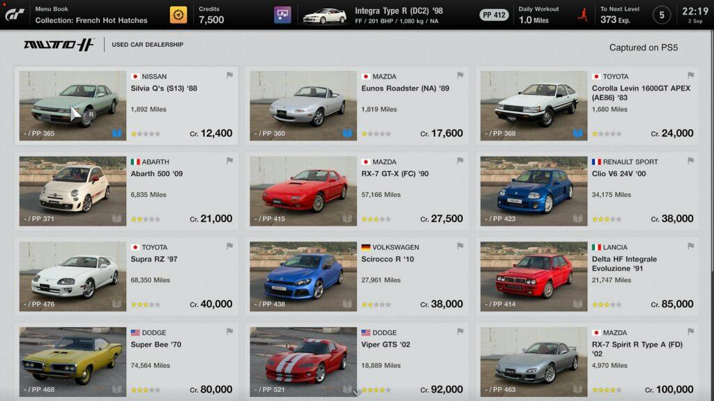 Gran Turismo 7 CD key best price
