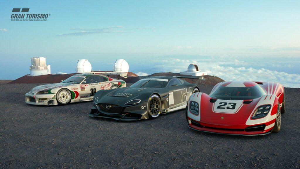 Gran Turismo 7 Pre-order Bonuses