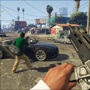 GTA 5 Urban Assault