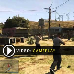 GTA 5 Gameplay Video