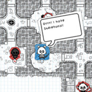 Guild of Dungeoneering - Character