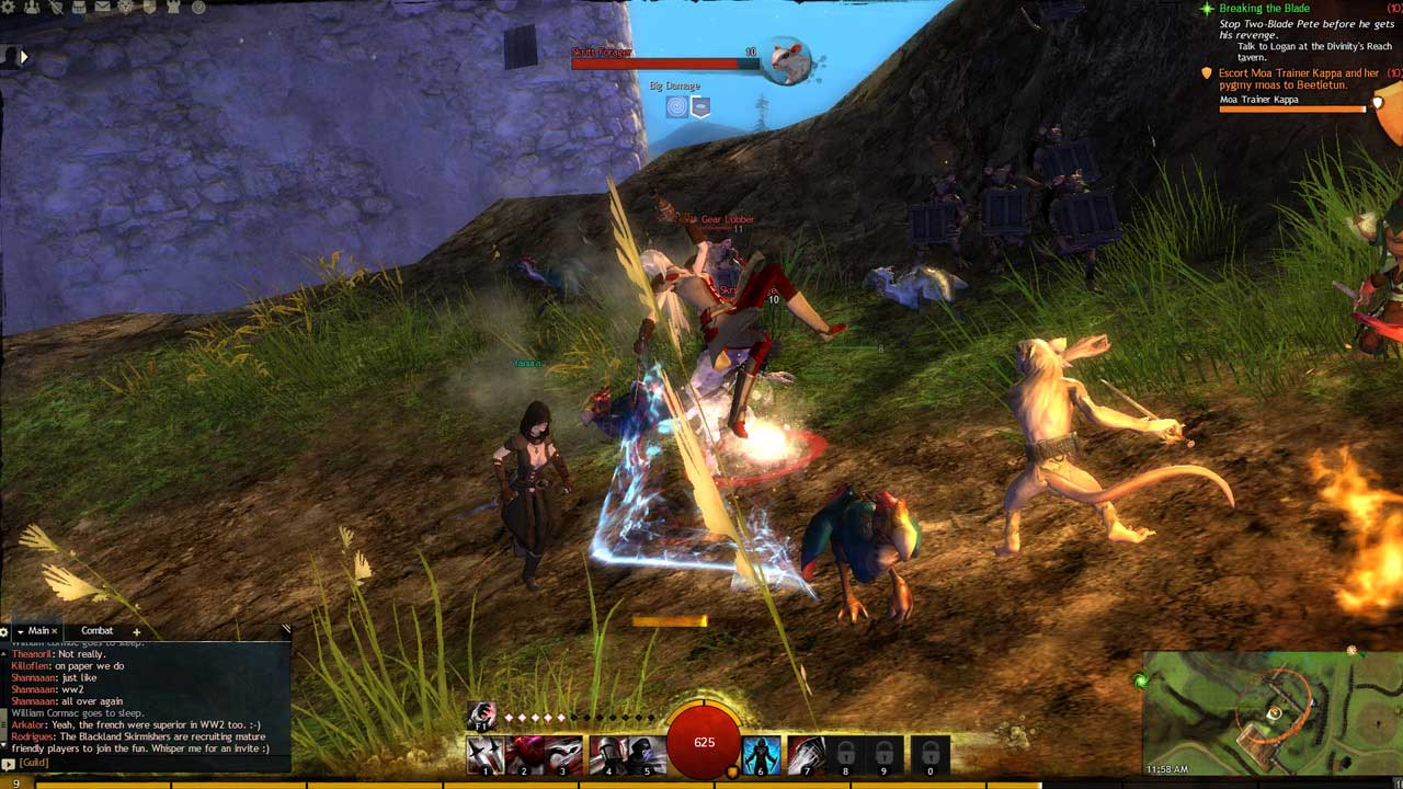 Weekend Sale: Character Slot Expansions!   GuildWars2.com