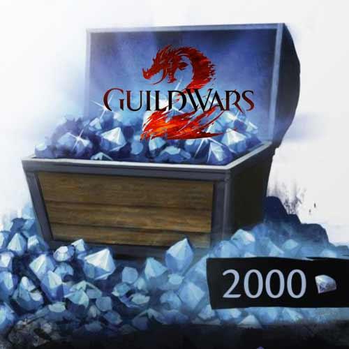 Guild Wars 2 Gems Digital Download Price Comparison