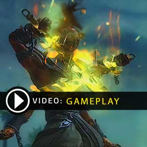 Guild Wars 2 Path of Fire Gameplay Video