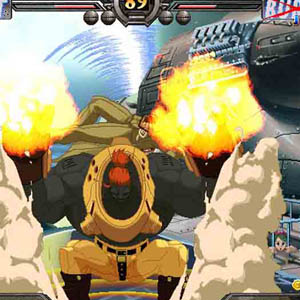 Guilty Gear X2 Reload - Player 1 Wins!