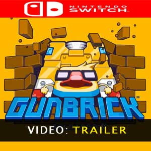 Gunbrick Reloaded Nintendo Switch Prices Digital or Box Edition