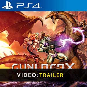Gunlord X PS4 Prices Digital or Box Edition