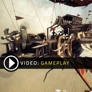 Guns of Icarus Online Gameplay Video