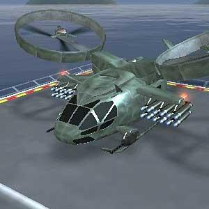 Gunship - Landing