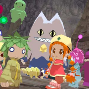 Gurumin A Monstrous Adventure Characters