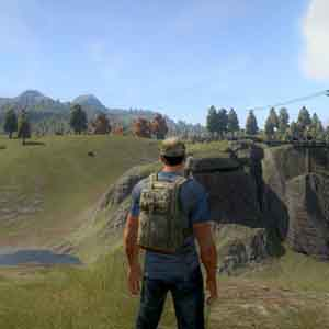 H1Z1 - An Open World Environment