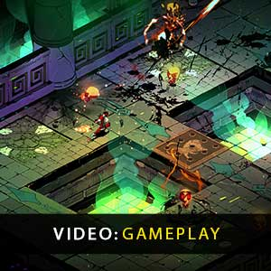 Hades Gameplay Video