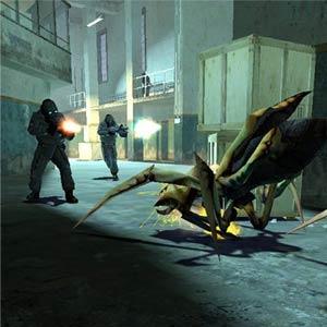 Half Life 2 - Aliens