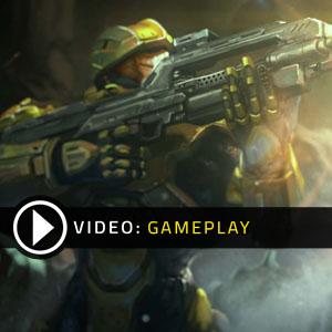 Halo Spartan Assault Gameplay Video