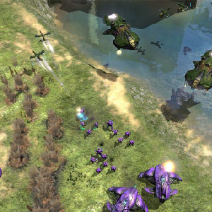 Halo Wars 2 Xbox one Troops assault
