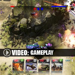 Halo Wars 2 Xbox one Gameplay