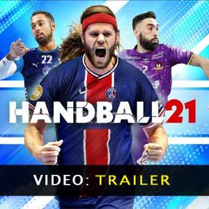 Handball 21 Video Trailer