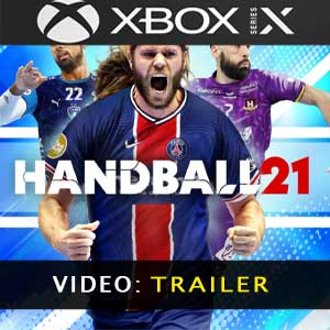 Handball 21 XBox Series Video Trailer