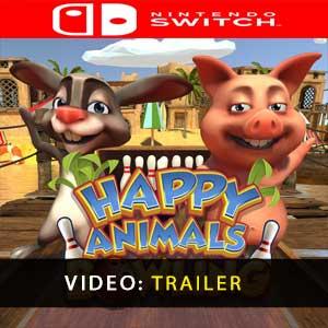 Happy Animals Bowling