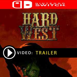 Hard West Nintendo Switch Prices Digital or Box Edition