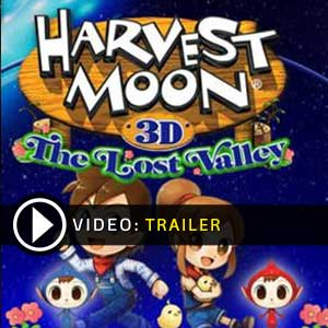 Harvest Moon The Lost Valley Nintendo 3DS Prices Digital or Box Edition
