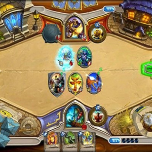 Hearthstone Heroes of Warcraft Deck of Cards Board