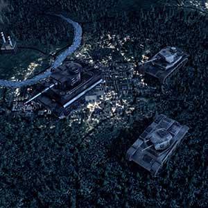 Hearts of Iron 4 - Armor Vehicles