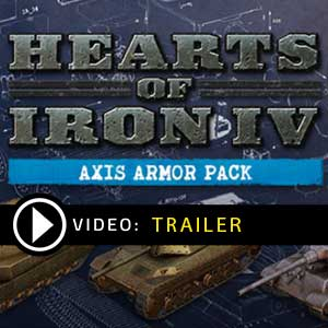 Hearts of Iron 4 Axis Armor Pack Digital Download Price Comparison