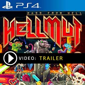 Hellmut The Badass from Hell PS4 Prices Digital or Box Edition