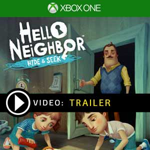 Hello Neighbor Hide and Seek Xbox One Prices Digital or Box Edition