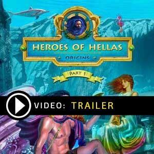Heroes of Hellas Origins Part One