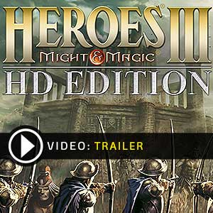 Heroes of Might & Magic 3 HD Edition Digital Download Price Comparison