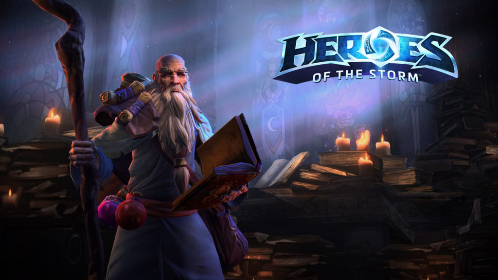 Heroes Of The Storm Champion Banner
