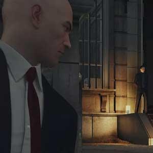 Hitman Xbox One Spy
