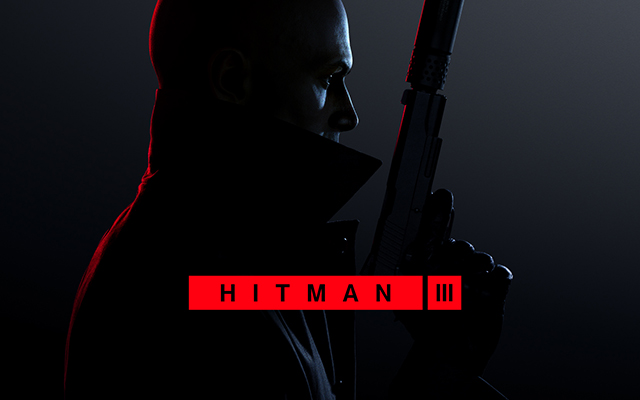 Hitman 3 Cover Art