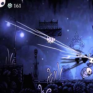 Hollow Knight Attack