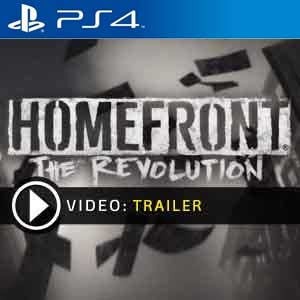 Buy Homefront The Revolution PS4 Game Code Compare Prices