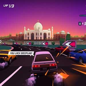 Horizon Chase Turbo Fiat Uno