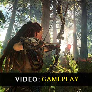 Horizon Zero Dawn Complete Edition Gameplay Video