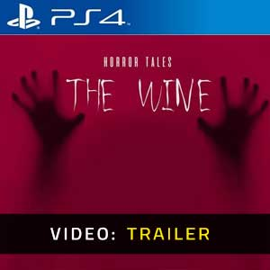 HORROR TALES The Wine PS4 Video Trailer
