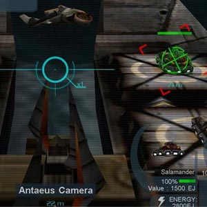 Hostile Waters Antaeus Rising Camera