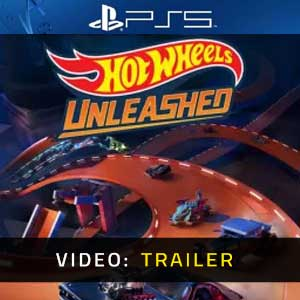 HOT WHEELS UNLEASHED PS5 Video Trailer