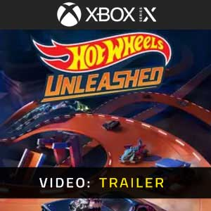 HOT WHEELS UNLEASHED Xbox Series X Video Trailer