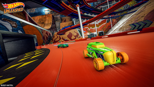 hot wheels unleashed game modes